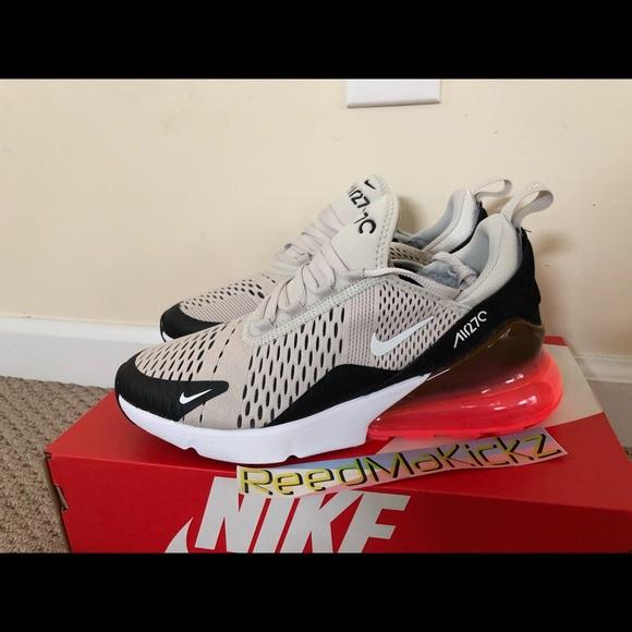 best cheap 3a141 e5d27 Nike air max 270 Light Bone Grade school sizes NWT